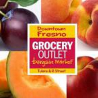 Downtown Fresno Grocery Outlet